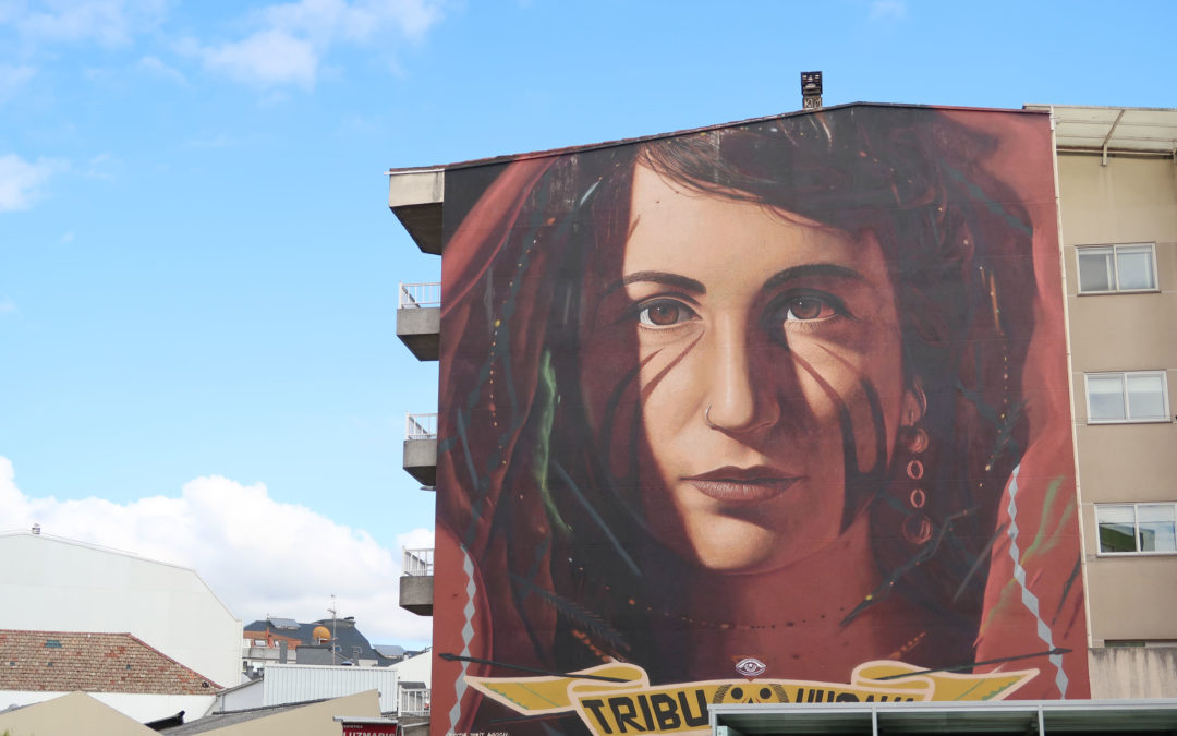 Rexenera Fest, festival internacional de arte público